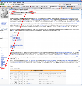 Using Wikipedia as a foreign language dictionary for subject-specific vocabulary