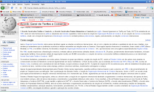 GATT (Portuguese Wiki article)