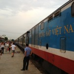 Saigon Railway Station in Ho Chi Minh City