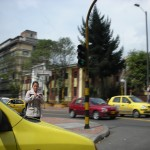 Bogotá woman frozen in time