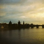 Charles Bridge, Prague, Czech Republic (late-2004)