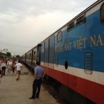 Saigon Railway Station in Ho Chi Minh City