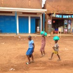 Nearby Kampala, Uganda - 2014